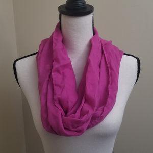 Accessories - Dark Pink Scarf